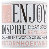Stormhoek Sparkling Rose Moscato