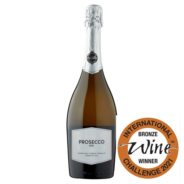 Morrisons The Best Prosecco DOC