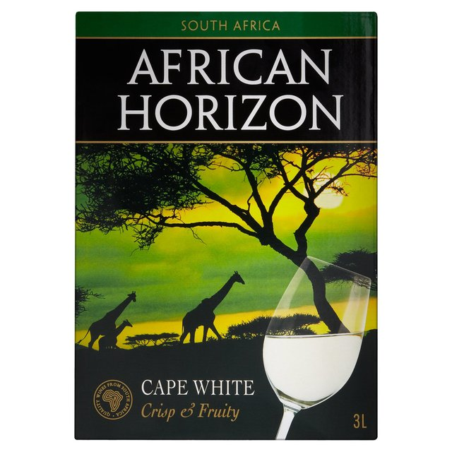 African Horizon Cape White