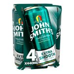 John Smith's Extra Smooth Bitter Cans