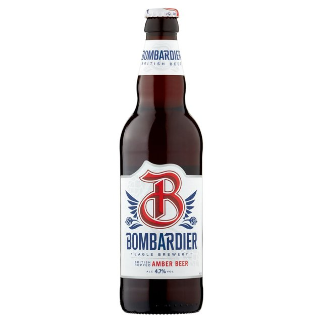 Bombardier Bitter Bottle