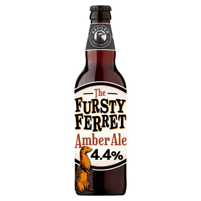 Badger Brewery Fursty Ferret Bottle