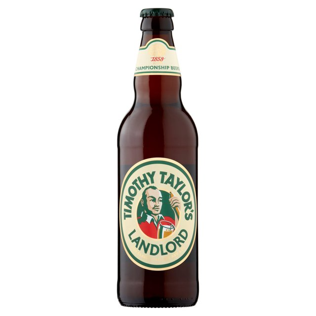 Timothy Taylor's Landlord Strong Pale Ale Bottle