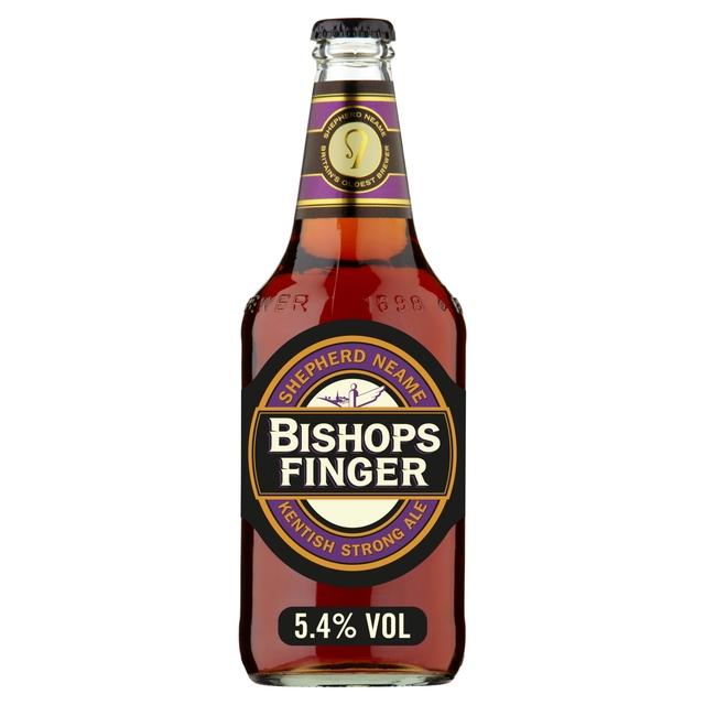 Bishops Finger Strong Ale Bottle