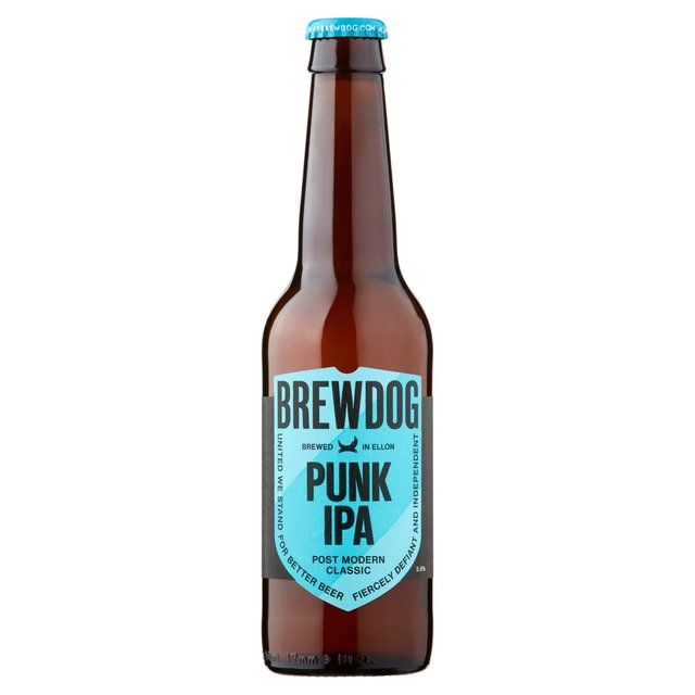 Brew Dog Punk IPA Classic Pale Ale Bottle