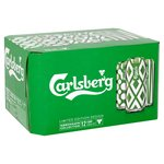 Carlsberg Cans, Delivered Chilled