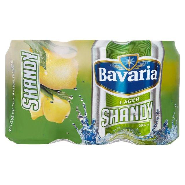 Bavaria Lager Shandy