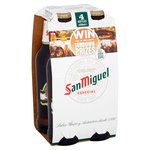San Miguel Especial Premium Lager Bottles, Delivered Chilled