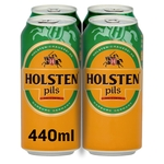 Holsten Pils Lager Cans