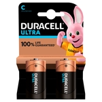 Duracell Ultra Power C MX1400 Alkaline Batteries