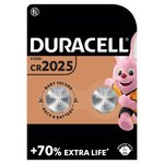 Duracell Specialty 2025 Lithium Coin Battery