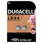 Duracell Specialty LR44 Alkaline Coin Battery
