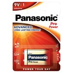 Panasonic Pro Power 9V 1pk