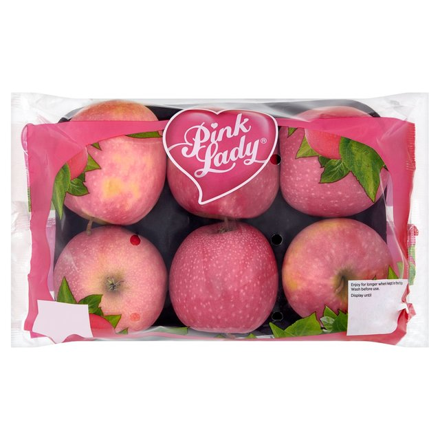 Morrisons: Morrisons Pink Lady Apples 6 per pack(Product ...