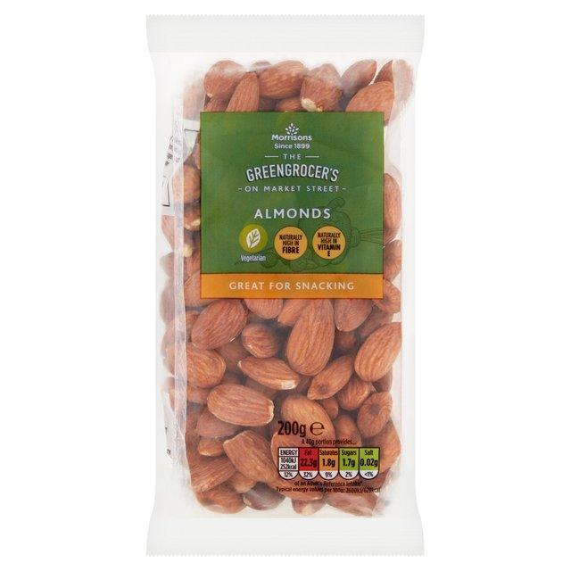 Morrisons Almonds