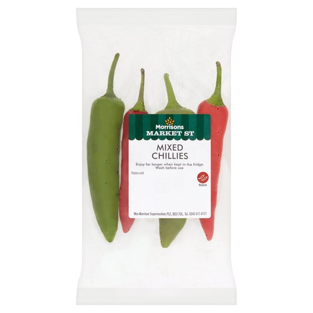 Morrisons Mixed Chillies
