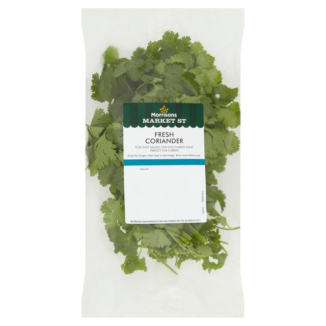 Morrisons Fresh Bunched Coriander