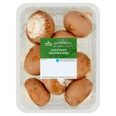 Morrisons Chestnut Mushrooms