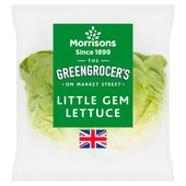 Morrisons Little Gem Lettuce