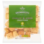 Morrisons Garlic & Herb Croutons