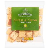 Morrisons Cheese & Onion Croutons