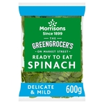 Morrisons Bagged Spinach