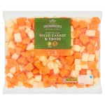 Morrisons Diced Swede & Carrot