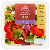 Morrisons Vegetable Stir Fry