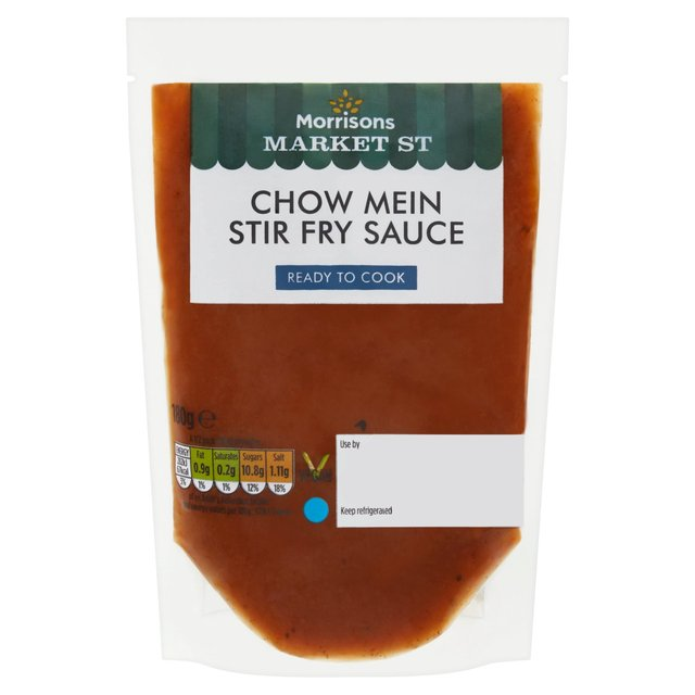 Morrisons Chow Mein Stir Fry Sauce