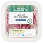 Morrisons Ingredients Sliced Red Onion