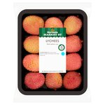Morrisons Lychees Punnet