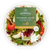 Morrisons Rainbow Salad Bowl