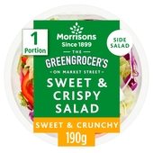 Morrisons Sweet & Crispy Salad Bowl