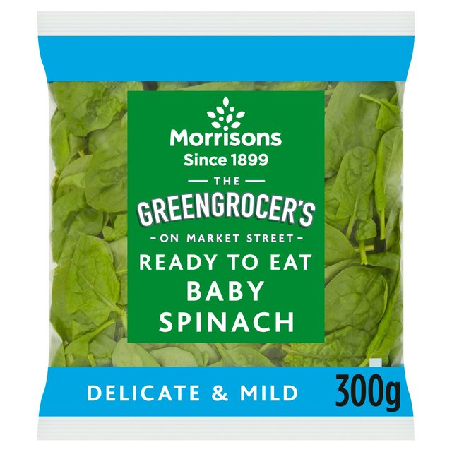 Morrisons Baby Spinach