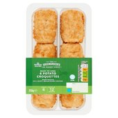 Morrisons Potato Croquettes