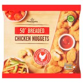 Morrisons 62 Breaded Chicken Nuggets
