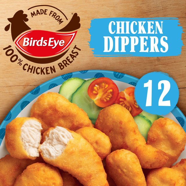 Birds Eye 12 Crispy Chicken Dippers