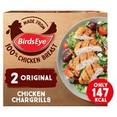 Birds Eye 2 Original Chicken Chargrills