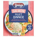 Youngs Salmon Fillet Dinner