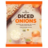 Morrisons Diced Onions