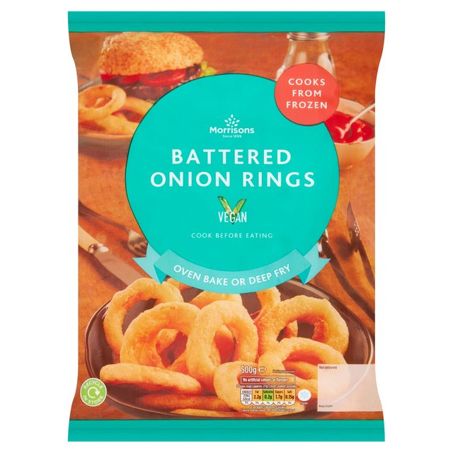 Morrison Frozen Onion Rings