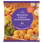 Morrisons Breaded Garlic Mushrooms