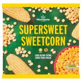 Morrisons Super Sweet Sweetcorn