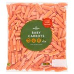 Morrisons Baby Carrots