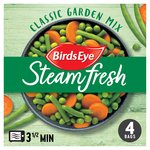 Birds Eye Steamfresh 4 Classic Garden Mix