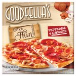 Goodfella's Extra Thin Pepperoni & Chorizo