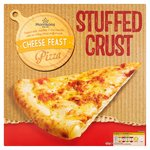Morrisons Stuffed Crust Cheese Pizza