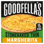 Goodfella's Stonebaked Thin Margherita Pizza