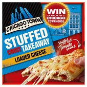 Chicago Town Takeaway Large Stuffed Cheese Pizza