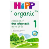 Hipp Organic Combiotic 1 First Baby Milk Formula From Birth